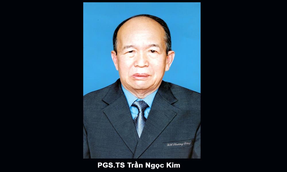 THÔNG BÁO: Về việc tổ chức tang lễ PGS.TS Trần Ngọc Kim - Chủ tịch HĐQT Trường ĐHDL Phương Đông