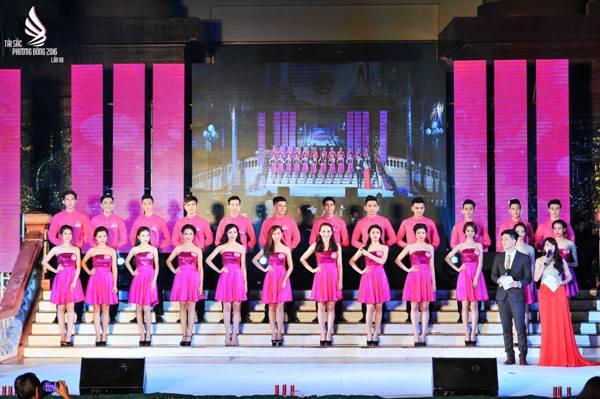 Cuộc thi Tài sắc Phương Đông, Lần thứ VII - Năm 2016
