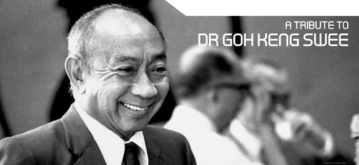 (HTĐT) Chương trình Học bổng Goh Keng Swee (GKS) - Singapore