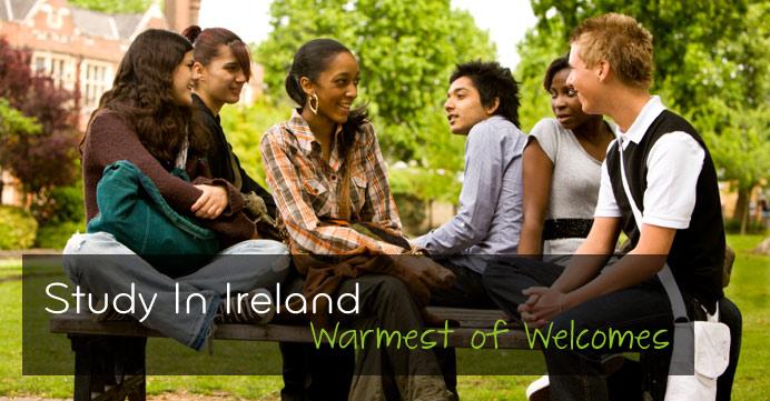 (HTĐT) Học bổng các chương trình Thạc sỹ của Chính phủ Ireland 2016-2017