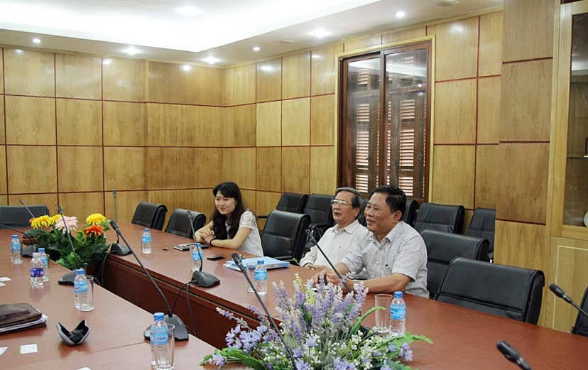 (HTĐT) Phuong Dong University and the activities of education and training cooperation