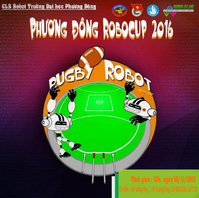 [Robot] Chủ đề và luật thi robocup 2016