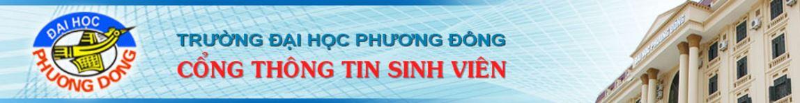 cong thong tin sinh vien