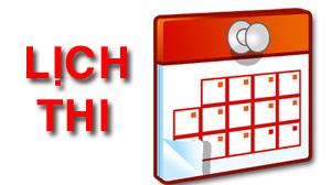 LỊCH THI LẠI HỌC KỲ II 514 513  KHOA ĐIỆN - CƠ ĐIỆN TỬ NĂM HỌC 2014-2015