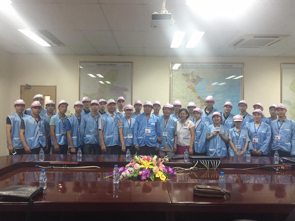 CEO Towada Việt Nam thăm và làm việc với trường Đại học Phương Đông_