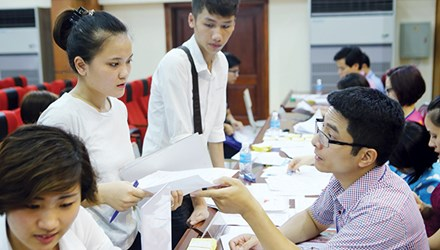 [Tuyen sinh] Các trường trung cấp, cao đẳng được tuyển sinh nhiều lần trong năm