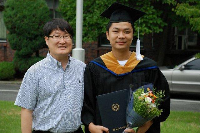 (CNSH)-Tiến sĩ khoa học. Phạm Anh Tuấn - Cựu sinh viên khóa 10