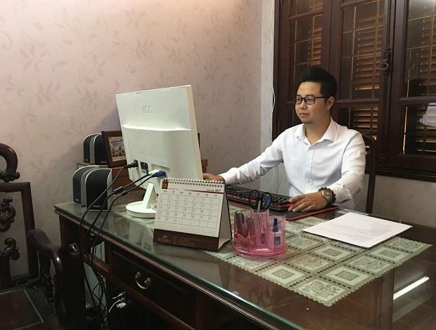 (CNSH) - Trần Sơn Tùng - Từ chàng sinh viên đến Tổng giám đốc NABO Việt Nam