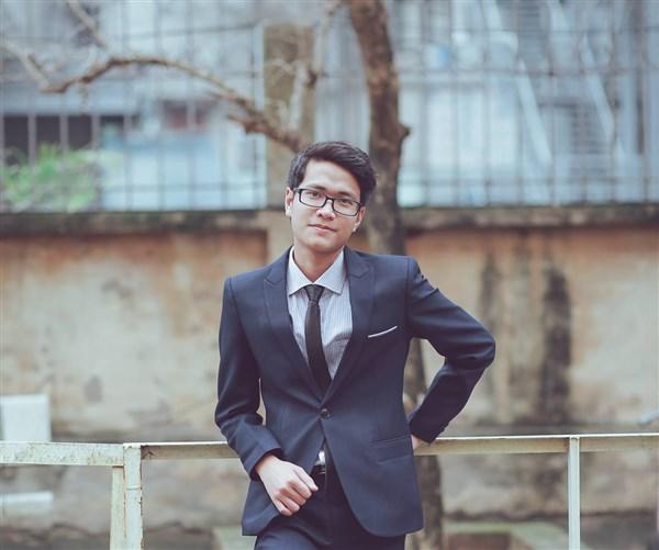(CNSH) - Sinh viên Nguyễn Văn Dương K513 xuất sắc giành học bổng thạc sĩ tại trường Đại học top 100 Thế Giới