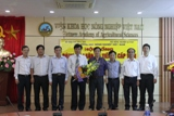 (Khoa CNSH) - Chúc mừng NCS Phùng Tôn Quyền bảo vệ thành công Luận án Tiến sĩ Nông Nghiệp