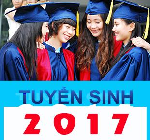 (CNSH) - Danh sách thí sinh Đăng ký xét tuyển thành công theo kết quả học tập bậc THPT năm 2017 (Tính đến 17h ngày 01/08/2017)