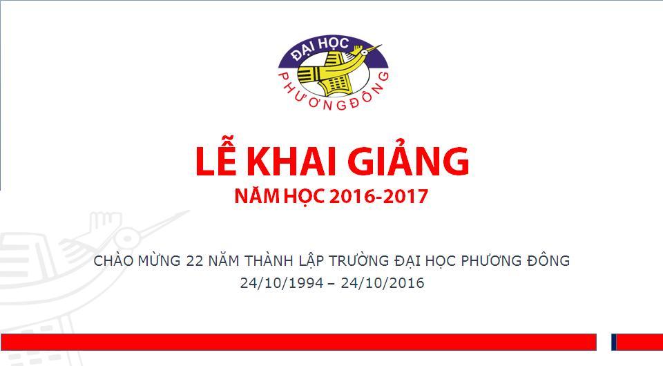 (CNSH)-Trao học bổng cho sinh viên đầu năm học 2016 - 2017