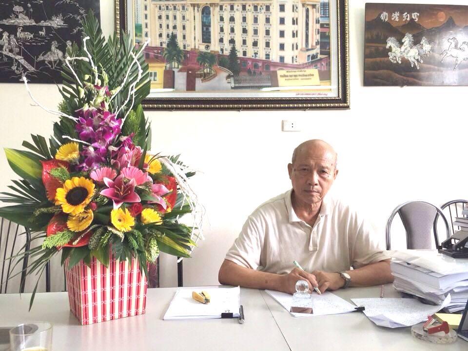 Tâm sự của PGS.TS. Phan Hữu Huân nhân ngày nhà giáo Việt Nam 20/11