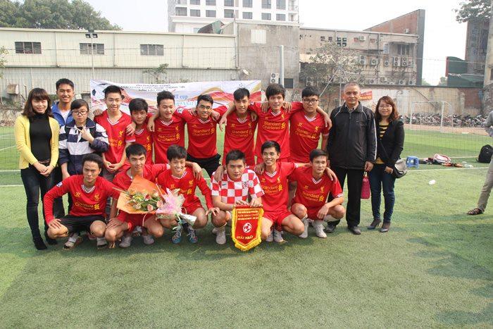 Trận Chung Kết đầy cảm xúc của mùa giải ICT Cup 2013