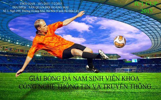 Khởi tranh mùa giải ICT Cup 2015