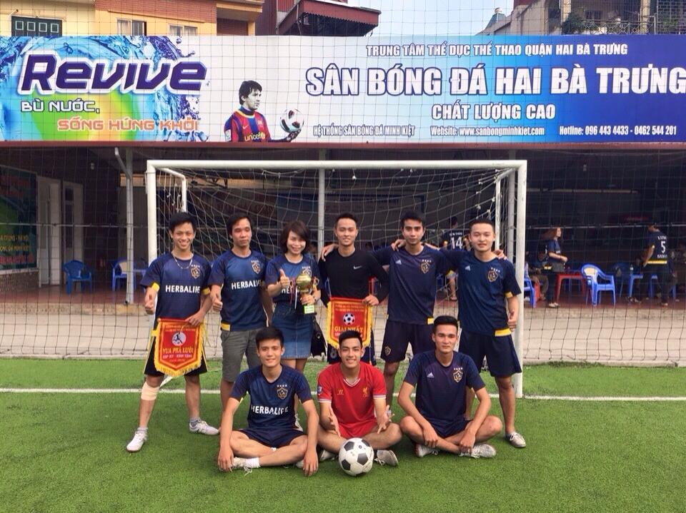 Chung kết giải bóng đá ICT CUP 2016