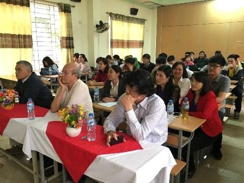 Trường đại học Phương Đông công bố 23 đề tài khoa học của sinh viên về công nghệ (theo báo giaoduc.net.vn)