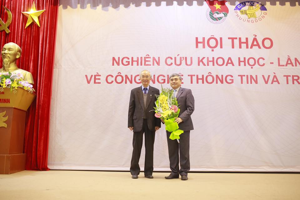 Trường Đại học Phương Đông tổ chức hội thảo nghiên cứu khoa học (Theo dantri.com.vn)