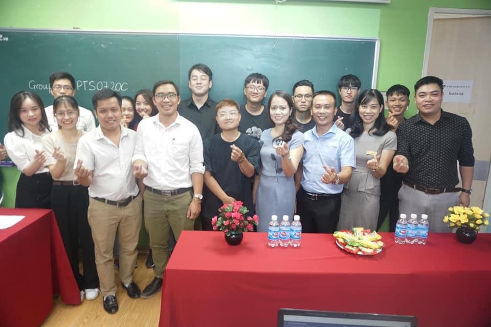 Hoạt động hợp tác đào tạo của Khoa CNTT&TT