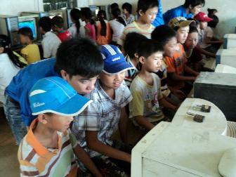 Đội Thanh niên tình nguyện CNTT: PDU Mùa hè xanh tình nguyện 2012
