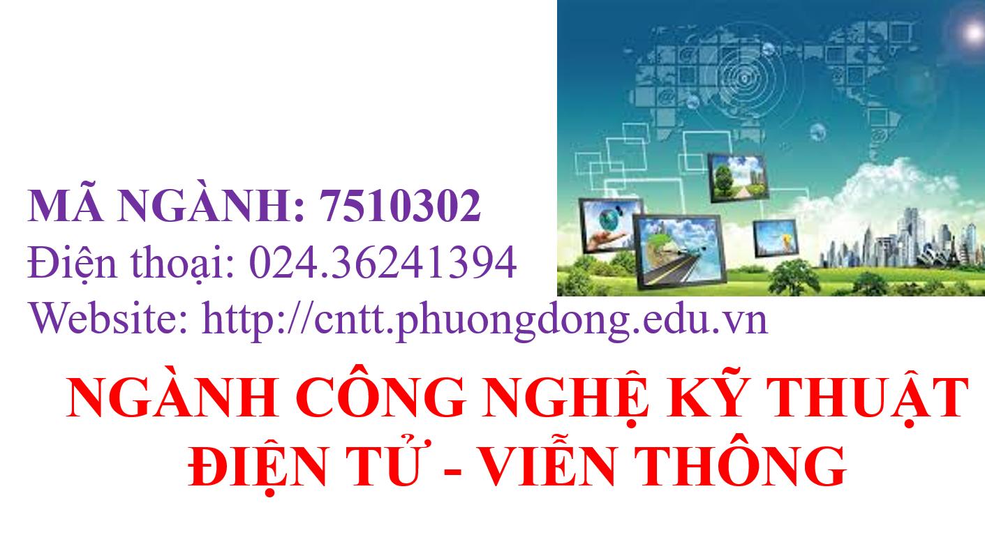 CHỌN NGHỀ GÌ MÙA COVID (Điện tử viễn thông - Công nghệ thông tin)