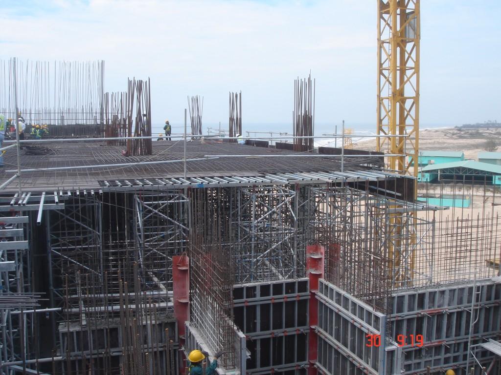 Chương trình Giáo dục Đại học ngành Kỹ thuật công trình xây dựng