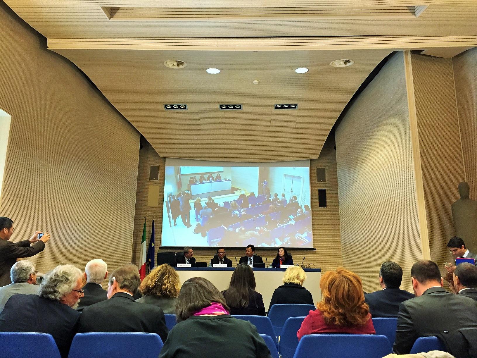 Hợp tác giáo dục Đại học giữa Trường Đại học Phương Đông và các Trường Đại học của CH. Italia và CHLB. Đức