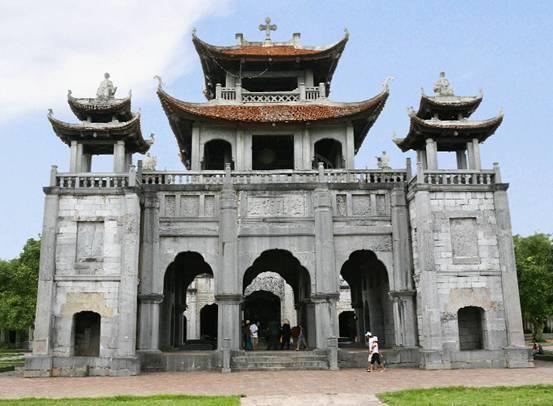 Chương trình Giáo dục Đại học ngành Kiến trúc Phương Đông