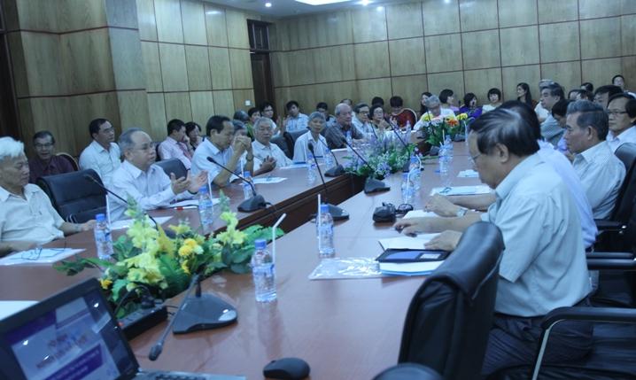[Khoa Kinh tế - QTKD] Hội thảo NCKH 2015 -