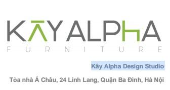 Kây Alpha Design Studio tuyển dụng nhân viên thiêt kế nội thất