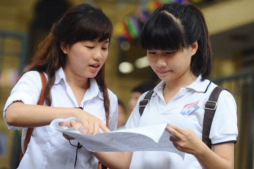 Học sinh khối A lo thiệt thòi khi thi quốc gia chung
