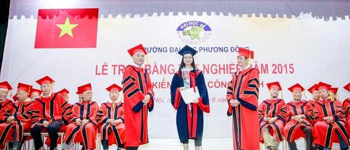 Lịch tổ chức lễ trao bằng tốt nghiệp Đại học, Cao Đẳng - tháng 6/2016