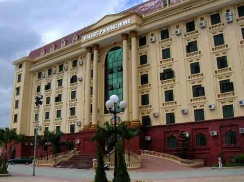 Lịch sử phát triển trường đại học Phương Đông