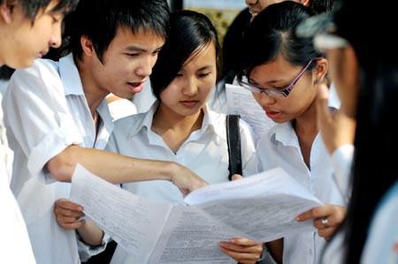 5 điều căn dặn thí sinh trước kỳ thi tuyển sinh Đại học, Cao đẳng năm 2015-
