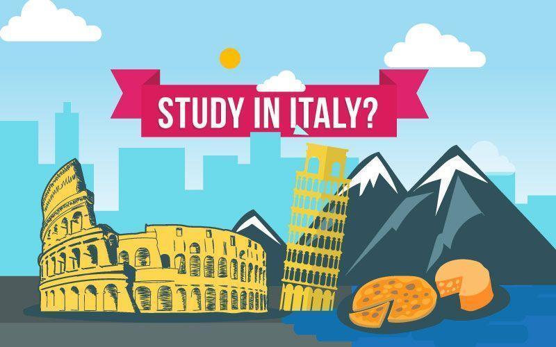 Học bổng thạc sĩ Italia