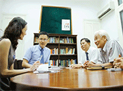 Trường Đại học Phương Đông triển khai đào tạo thạc sĩ chuyên ngành Kiến trúc từ năm 2015